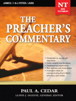The Preacher's Commentary - Vol. 34