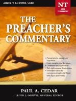The Preacher's Commentary - Vol. 34