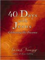 40 Days With Jesus