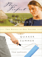 Plain Perfect & Quaker Summer 2in1