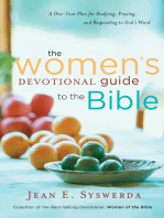 The Women's Devotional Guide to Bible
