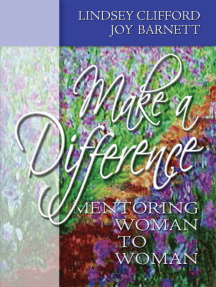Make A Difference: Mentoring Woman to Woman
