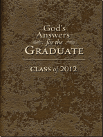 God's Answers for the Graduate