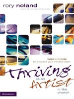 Thriving as an Artist in the Church