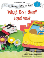 What Do I See? / ¿Qué veo?: Biblical Values