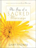 The Joy of a Sacred Marriage