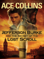 Jefferson Burke and the Secret of the Lost Scroll