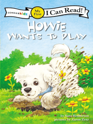 Howie Wants to Play / Fido quiere jugar book image