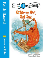 Otter and Owl Set Sail
