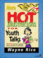 More Hot Illustrations for Youth Talks