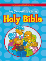 NIrV, The Berenstain Bears Holy Bible, eBook