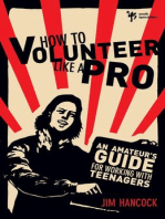 How to Volunteer Like a Pro