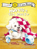 Howie's Tea Party / La merienda de Fido