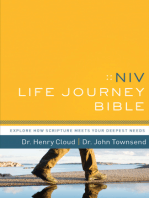 NIV, Life Journey Bible, eBook