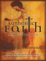 Authentic Faith