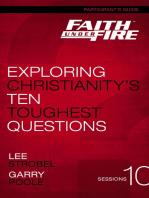 Faith Under Fire Participant's Guide