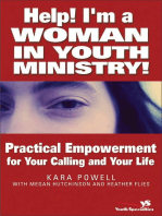 Help! I'm a Woman in Youth Ministry!