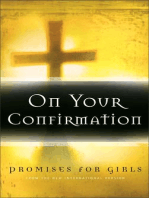 On Your Confirmation Promises for Girls