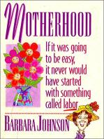 Motherhood Mini Book