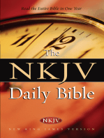 NKJV, Daily Bible, eBook
