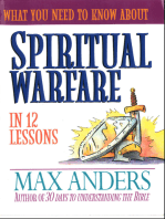 What You Need to Know About Spiritual Warfare