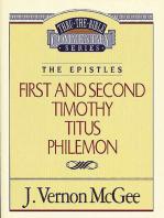 Thru the Bible Vol. 50