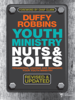 Youth Ministry Nuts and Bolts, Revised and Updated