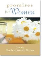 NIV, Promises for Women, eBook