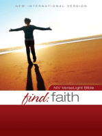 NIV, Find Faith