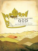 NIV, Encountering God Bible, eBook