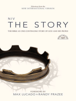 NIV, The Story, eBook