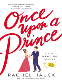 Read Once Upon A Prince By Rachel Hauck