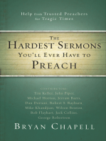 The Hardest Sermons You'll Ever Have to Preach