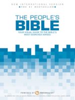 NIV, People's Bible, eBook