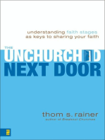The Unchurched Next Door
