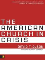 The American Church in Crisis