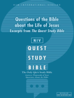 Q and A on the Life of Jesus