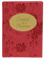 Created for a Purpose Gift Edition