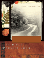 The Bible Promise Book - NLV Gift Edition
