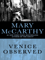 Venice Observed