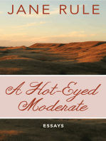 A Hot-Eyed Moderate