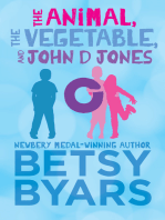 The Animal, the Vegetable, and John D Jones