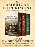 The American Experiment