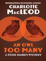 An Owl Too Many
