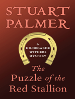 The Puzzle of the Red Stallion
