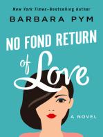 No Fond Return of Love