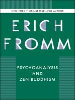Psychoanalysis and Zen Buddhism