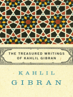 The Treasured Writings of Kahlil Gibran
