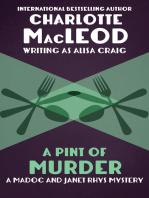 A Pint of Murder