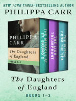 The Daughters of England Books 1–3